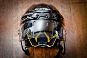 hockey helmets with visor