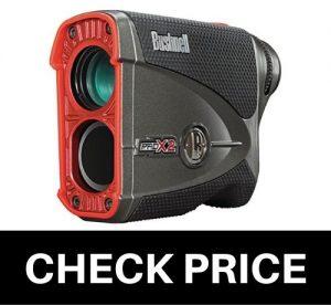 Bushnell Pro X2 Golf Laser Rangefinder Rangefinder