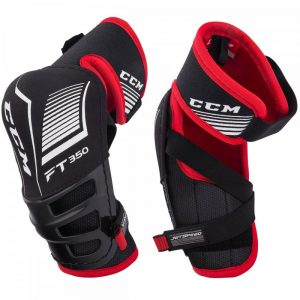 CCM Jetspeed FT350 Hockey Elbow Pads Review