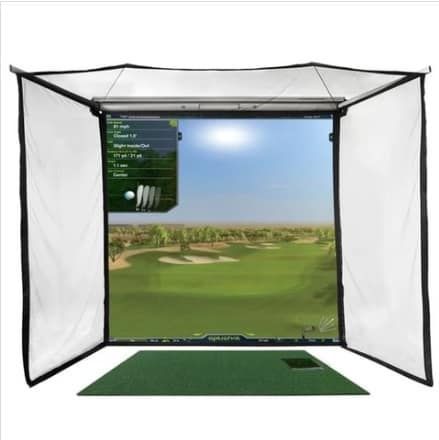 OptiShot 2 Golf-in-a-Box Pro Simulator