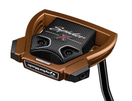 TaylorMade Spider X7 - Most Popular Putter On Tour